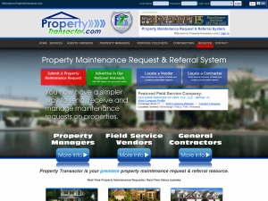 Website Visual - Property Transactor
